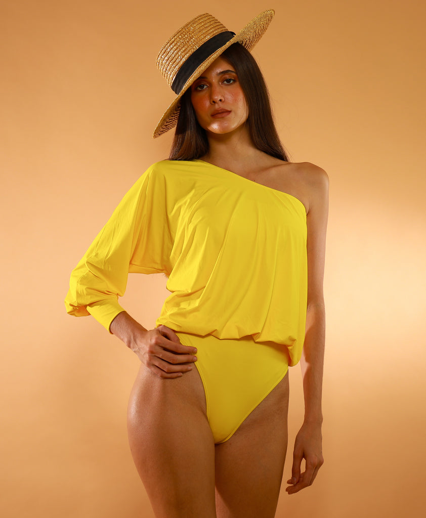 HARBOR MAILLOT YELLOW