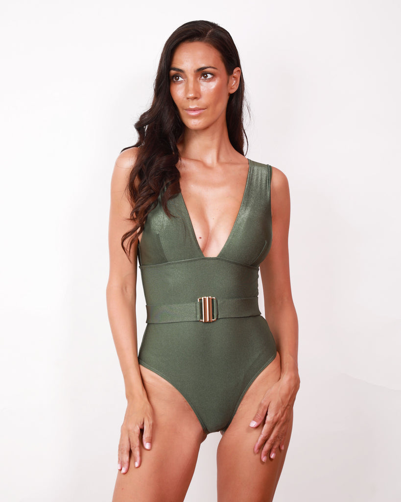 CATALINA Maillot GREEN