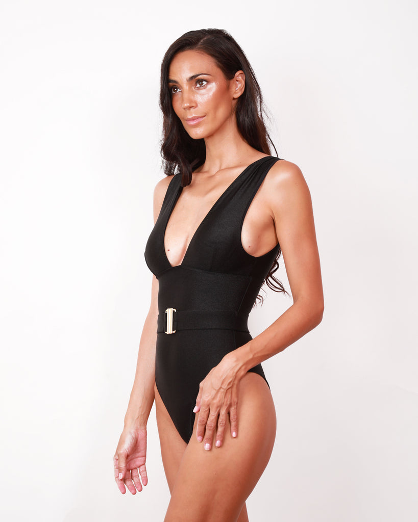 CATALINA Maillot BLACK