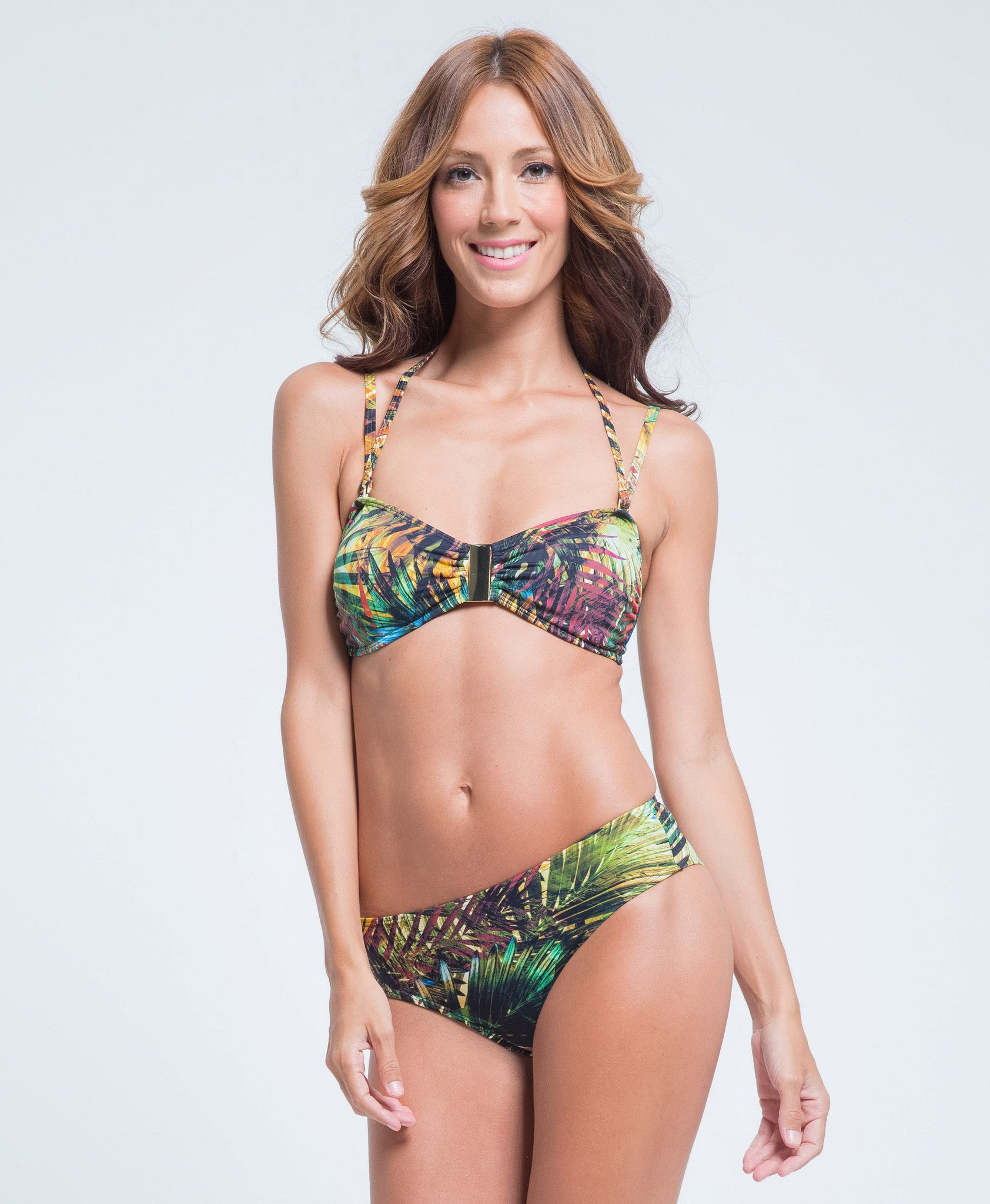 ESTELA Bottom LEAVES - swimwear online philippines