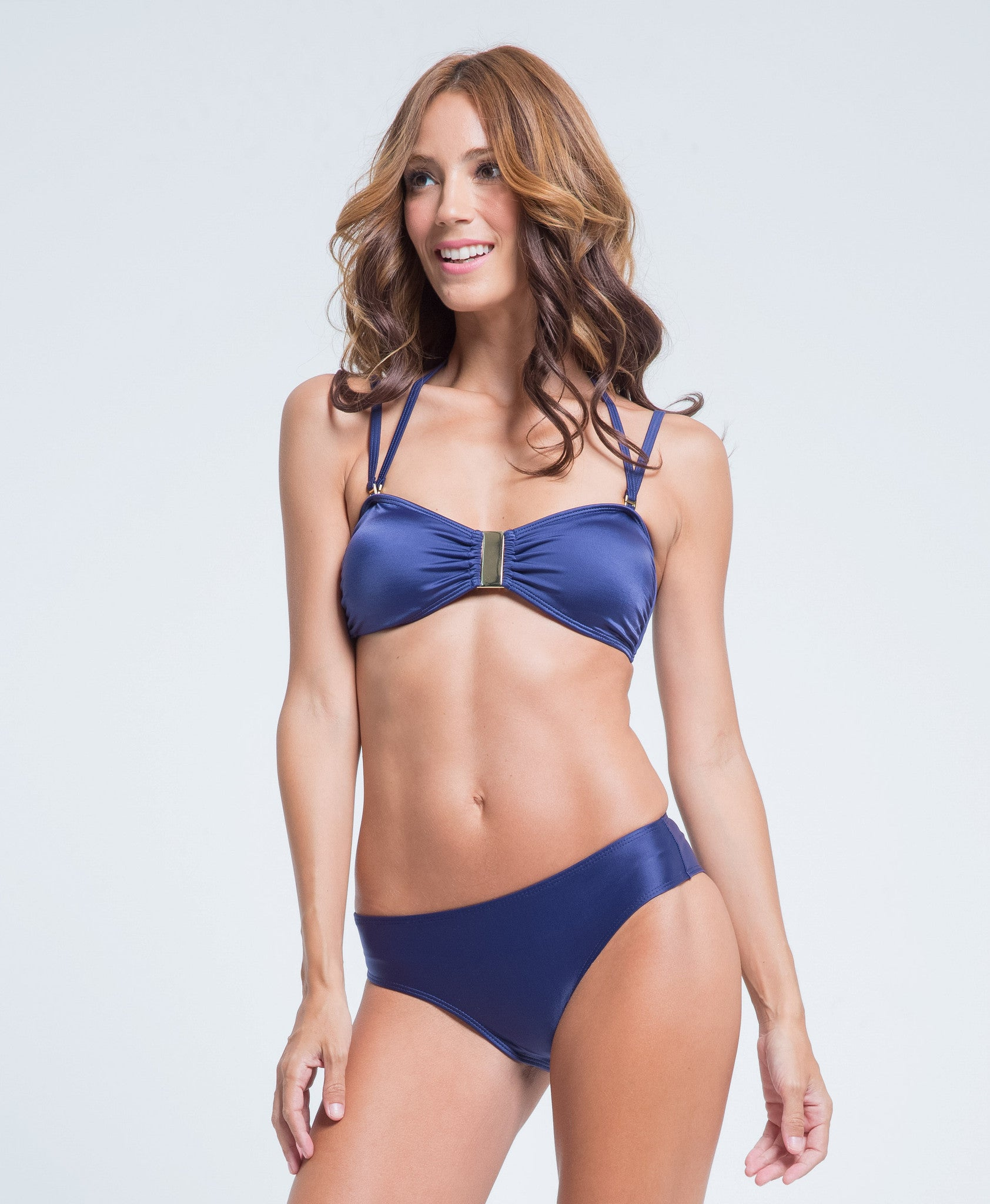 ESTELA Top NAVY BLUE - swimwear online philippines