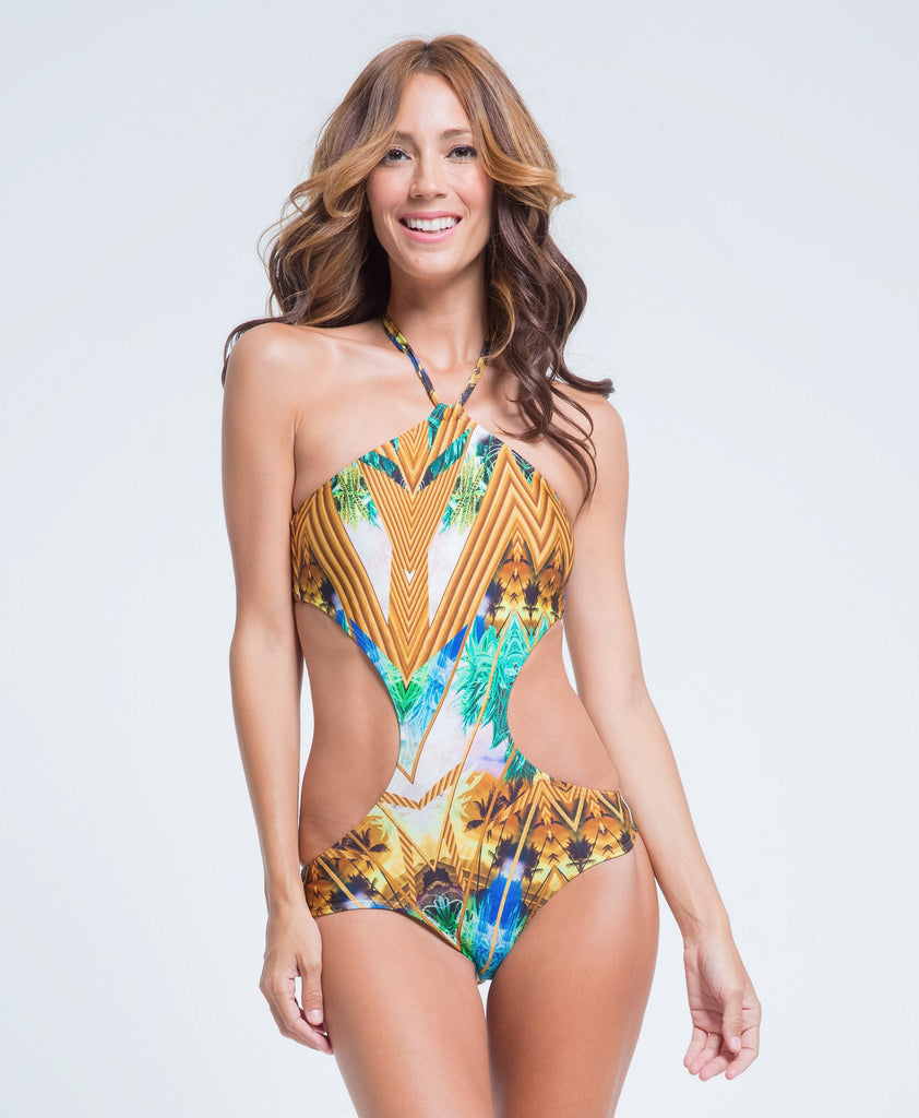 LILAC Maillot SUNSET - swimwear online philippines