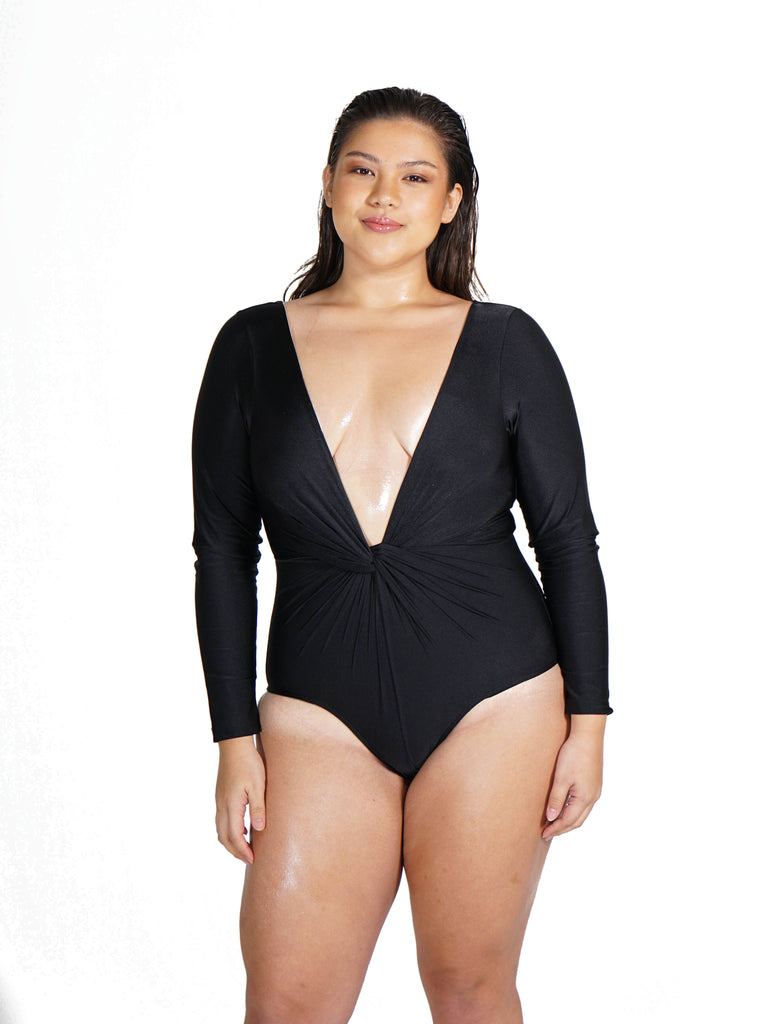 ROBIN Maillot BLACK - swimwear online philippines