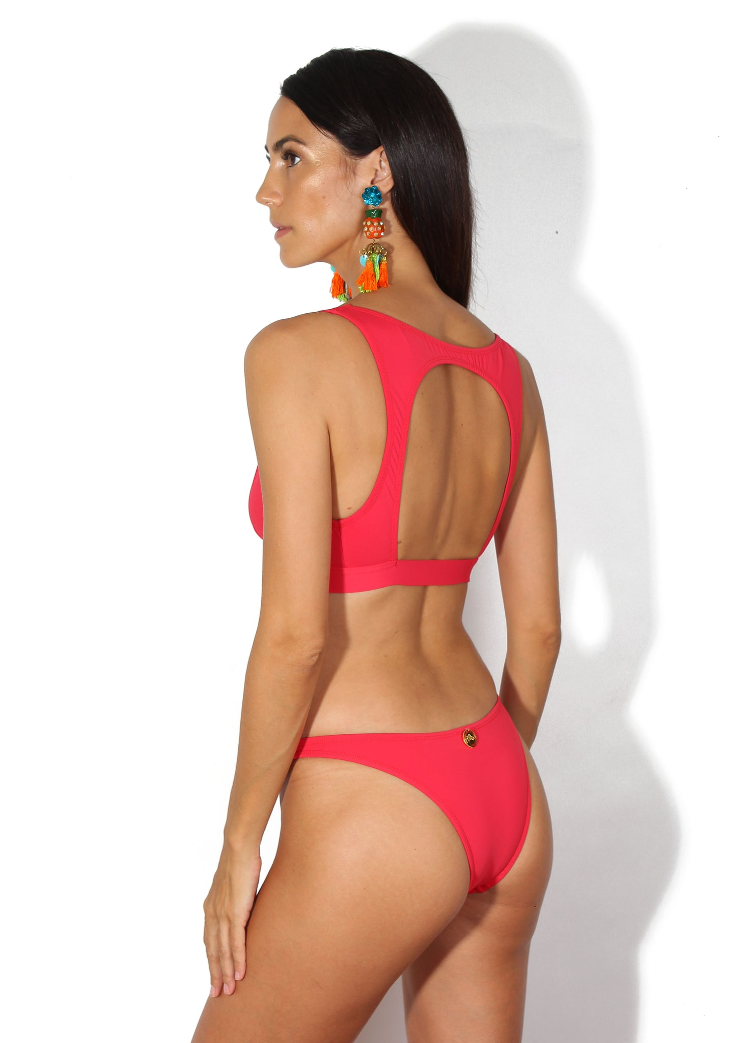 CANHAS Top RED - swimwear online philippines