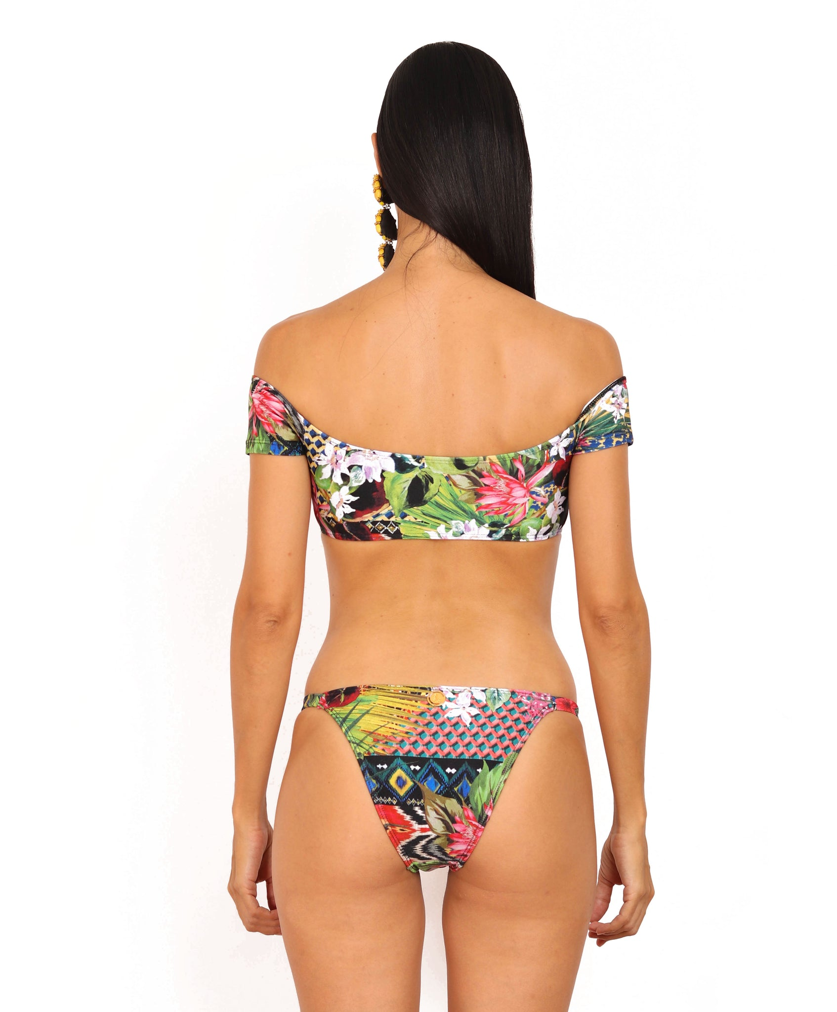 CARLOTA Top BARU - swimwear online philippines