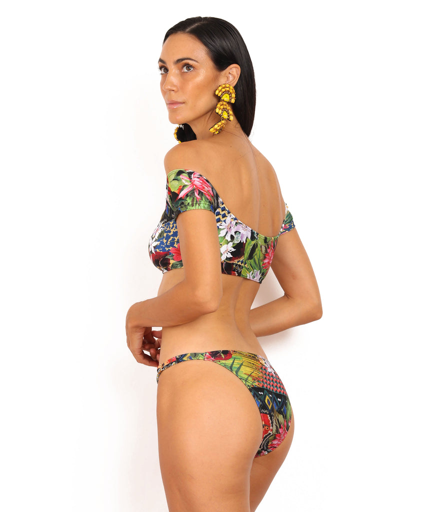 CARLOTA Bottom BARU - swimwear online philippines