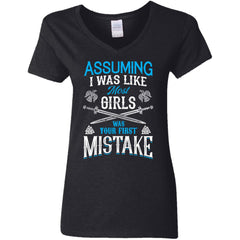 Shieldmaiden, Viking, Norse, Gym t-shirt & apparel, I was your first mistake, FrontApparel[Heathen By Nature authentic Viking products]