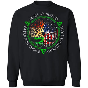 Shieldmaiden, Viking, Norse, Gym t-shirt & apparel, Irish By Blood, FrontApparel[Heathen By Nature authentic Viking products]Unisex Crewneck Pullover SweatshirtBlackS
