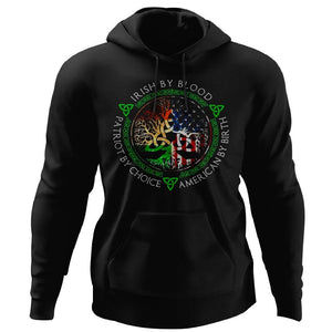 Shieldmaiden, Viking, Norse, Gym t-shirt & apparel, Irish By Blood, FrontApparel[Heathen By Nature authentic Viking products]Unisex Pullover HoodieBlackS