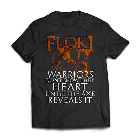 Viking apparel, Floki, frontApparel[Heathen By Nature authentic Viking products]Next Level Premium Short Sleeve T-ShirtBlackX-Small