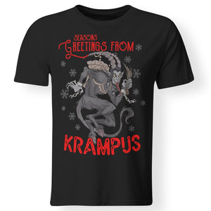 Viking Apparel, Krampus, FrontApparel[Heathen By Nature authentic Viking products]