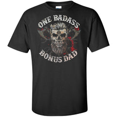 Viking, Norse, Gym t-shirt & apparel, Badass, FrontApparel[Heathen By Nature authentic Viking products]Tall Ultra Cotton T-ShirtBlackXLT