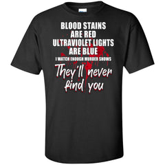 Viking, Norse, Gym t-shirt & apparel, Blood Stains, FrontApparel[Heathen By Nature authentic Viking products]Tall Ultra Cotton T-ShirtBlackXLT