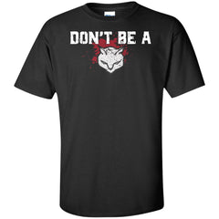 Viking, Norse, Gym t-shirt & apparel, Don't be a p*#sy, FrontApparel[Heathen By Nature authentic Viking products]Tall Ultra Cotton T-ShirtBlackXLT