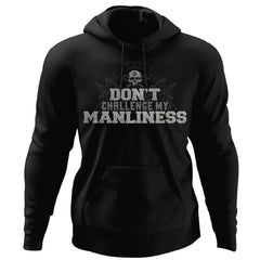 Viking, Norse, Gym t-shirt & apparel, Manliness, FrontApparel[Heathen By Nature authentic Viking products]Unisex Pullover HoodieBlackS