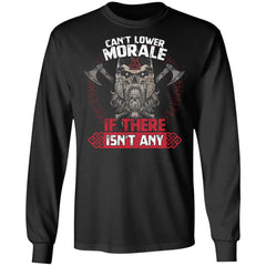 Viking, Norse, Gym t-shirt & apparel, Morale, FrontApparel[Heathen By Nature authentic Viking products]Long-Sleeve Ultra Cotton T-ShirtBlackS