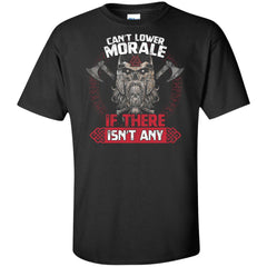 Viking, Norse, Gym t-shirt & apparel, Morale, FrontApparel[Heathen By Nature authentic Viking products]Tall Ultra Cotton T-ShirtBlackXLT