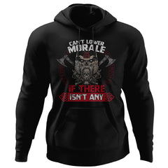 Viking, Norse, Gym t-shirt & apparel, Morale, FrontApparel[Heathen By Nature authentic Viking products]Unisex Pullover HoodieBlackS