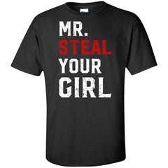 Viking, Norse, Gym t-shirt & apparel, Mr steal your girl, frontApparel[Heathen By Nature authentic Viking products]Tall Ultra Cotton T-ShirtBlackXLT