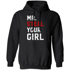 Viking, Norse, Gym t-shirt & apparel, Mr steal your girl, frontApparel[Heathen By Nature authentic Viking products]Unisex Pullover HoodieBlackS