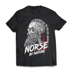 Viking, Norse, Gym t-shirt & apparel, Norse By Nature, FrontApparel[Heathen By Nature authentic Viking products]Next Level Premium Short Sleeve T-ShirtBlackX-Small
