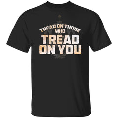 Viking, Norse, Gym t-shirt & apparel, Tread On Those Who Tread On You, FrontApparel[Heathen By Nature authentic Viking products]