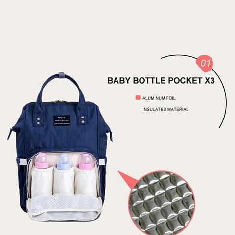 Trendy & Tested Nappy Bag