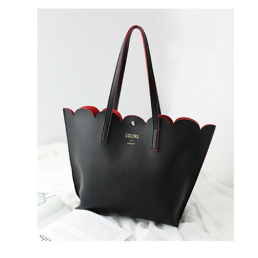 The Scallop Tote