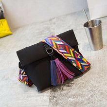 Load image into Gallery viewer, Tribal Tassels Crossbody Bag