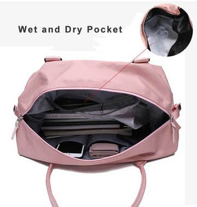 Waterproof Duffel Bag Luggage Sport Bag