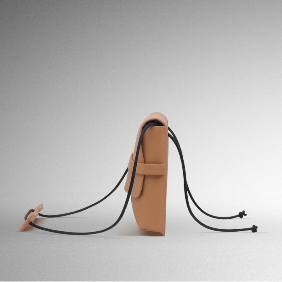 Calfskin Messenger Bag