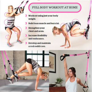 HomePRO Suspension Training Kit