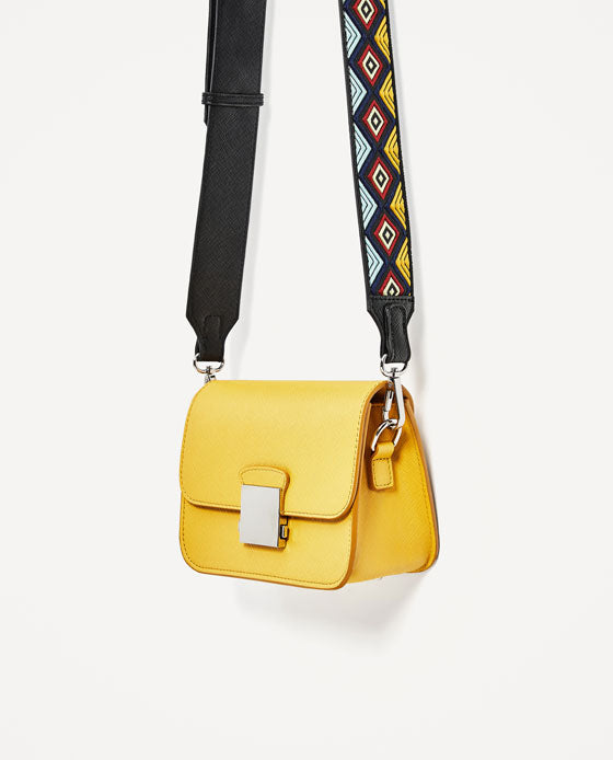 The Yellow Crossbody