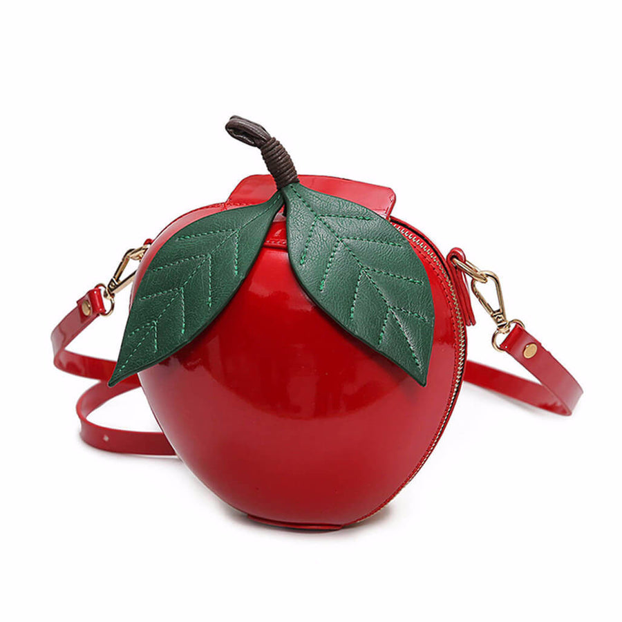 Apple Crossbody Mini Bag
