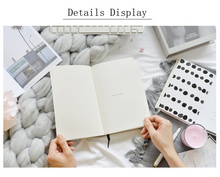 Load image into Gallery viewer, Cute Grid Paper Journal