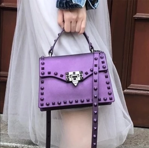 Jelly Crossbody Purse