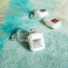 Load image into Gallery viewer, Luxury Crystal Perfume Bottle Airpods Protective Case Cover