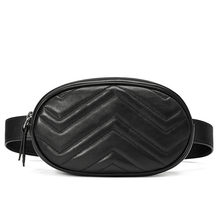 Load image into Gallery viewer, Chevron Bum Bag