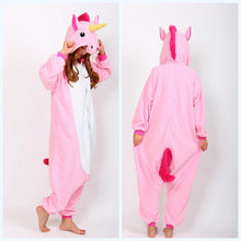 Load image into Gallery viewer, Unicorn Adult Onesie