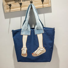 Load image into Gallery viewer, The Spunky Tote
