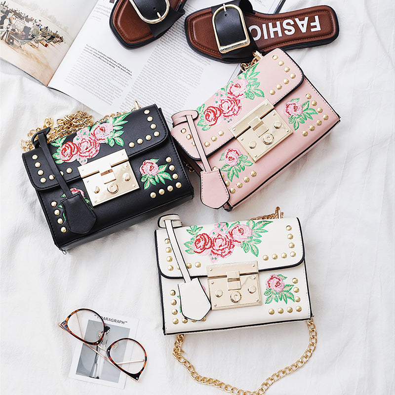 Floral Crossbody Mini