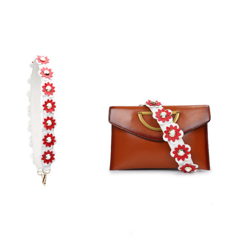 *Premium* Flower Shoulder Strap