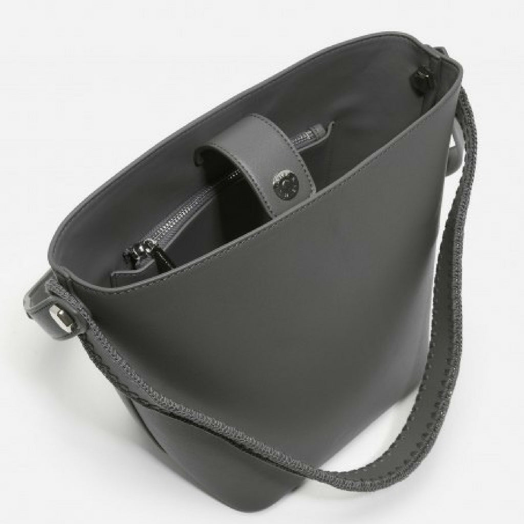 Gunmetal Bucket