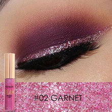 Load image into Gallery viewer, Waterproof Liquid Glitter Eyeshadow