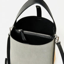 Load image into Gallery viewer, Serene Bi-colour Leather Tote