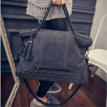Load image into Gallery viewer, ELLOISE Rivet Legend Tote