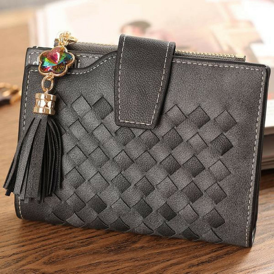 Long Clutch Tassel