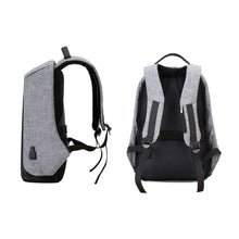 Load image into Gallery viewer, Anti-Theft USB Charging Travel Backpack