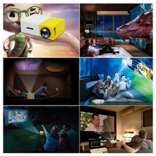 Load image into Gallery viewer, Incredibly Bright and Ultra Portable Projector