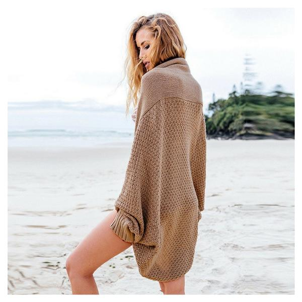 Oversized Knit Cardigan